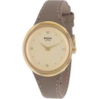 Титановые наручные часы Boccia Titanium 3276-02